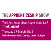 Telford supports National Apprenticeship Week