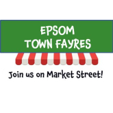 Calling traders - Book your stall at the Epsom Town Fayres 2016