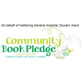 Community Book Pledge on behalf of Kettering General Hospital, Skylark Ward.