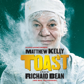 10% Off Richard Bean's TOAST Starring Matthew Kelly!
