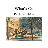 What's On 19 & 20 March 2016 - Harrogate