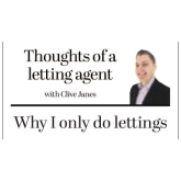 Why I Only Do Lettings and Not Sales