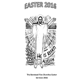 The Five Churches of Banstead Easter Program