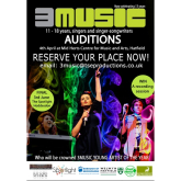 Are you a young singer or singer-songwriter from Welwyn Hatfield? 3music needs you!