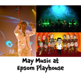 Music This May at The Epsom Playhouse
