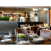 WIN 3 COURSE LUNCH FOR FOUR AT THE DUKE OF RICHMOND LEOPARD RESTAURANT
