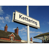 A £70,000 development to deliver new cycle storage at Kettering train station.