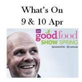 What's On 9 & 10 April 2016 - Harrogate