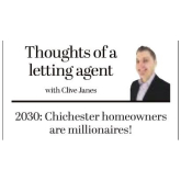 Chichester Homeowners are Millionaires
