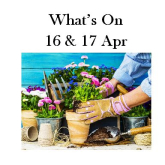 What's On 16 & 17 April - Harrogate
