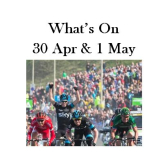 What's On 30 Apr & 1 May - Harrogate