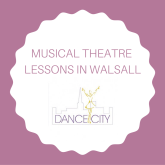 Musical Theatre Lessons in Walsall