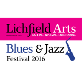 Lichfield Blues & Jazz Festival is Just Around the Corner!