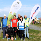 GLOBAL FITNESS INITIATIVE PARKRUN COMES TO GUERNSEY