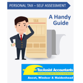 Personal Tax – A Guide to Self Assessment