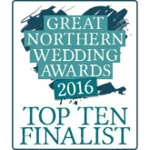 Bolton School Leisure and Events Shortlisted for the Great Northern Wedding Awards 2016!