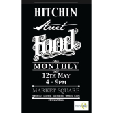 Street Food is back in Hitchin THIS Thursday