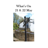 What's On 21 & 22 May 2016 in and around Harrogate