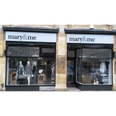 Ladies clothing and fashion boutique mary&me joins with the Best of Kettering.