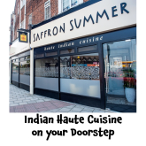 A real treat – Indian Haute Cuisine arrives in #Chessington with Saffron Summer @SaffronSummer