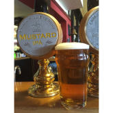 CHALK HILL BREWERY EXPECT DRINKERS TO BE KEEN ON NEW MUSTARD ALE