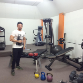 Personal Trainer Richard Townsend Joins thebestof Redditch