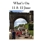 What's on 11 & 12 June 2016 in and around Harrogate