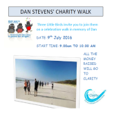 Sign Up for Sponsored Walk and help Clarity