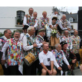 Forest of Dean Morris Men Festival