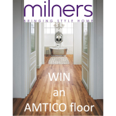 Would you like a new AMTICO Floor – win one with Milners Ashtead