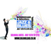 Birmingham & Solihull Jazz & Blues Festival