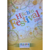 Hitchin Festival time approaches!