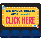 WIN 4 Cinema Tickets - Cineworld Brighton Marina Tickets Giveaway