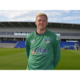 The Cobblers sign new goalkeeper David Cornell!