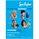 Volunteers Needed for Sue Ryder in Abingdon