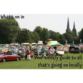 What's on in Lichfield this Weekend 1st – 3rd July?