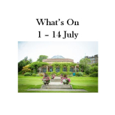 What's On 1 - 14 July 2016 in and around Harrogate