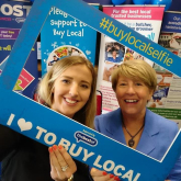 People around Market Harborough are 'Going Loco for Buying Local'