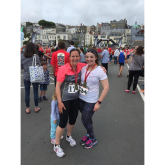 SPECSAVERS STAFF COMPLETE HALF MARATHON FOR CHARITY