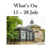 What's On 15 - 28 July 2016 in and around Harrogate