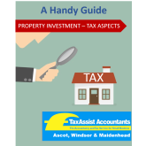Property Investment – Tax Aspects - a Handy Guide