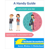 Statutory Sick, Maternity and Paternity Pay - A Handy Guide