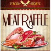 Meat Raffles at The Railway Inn