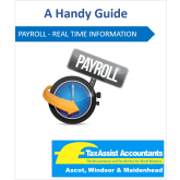 RTI Payroll (Real Time Information) - A Handy Guide
