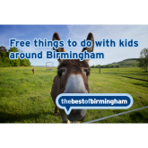 Free Things To Do With The Kids Around Birmingham