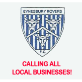 CALLING ALL LOCAL BUSINESSES - EYNESBURY ROVERS NEED YOU!