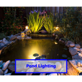 Create a beautiful evening atmosphere in your garden