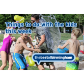 Things To Do With The Kids This Week - 8th August 2016