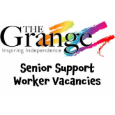 Jobs: Senior Support Workers needed at The Grange in #Bookham @TheGrangeCentre