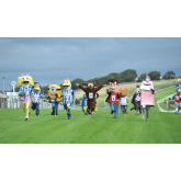 Join in the Family Fun Day at Brighton Racecourse